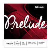 Cordes Prelude, Violon 1/2, Medium Tension