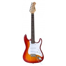 Tone Strat Junior Cherry Burst